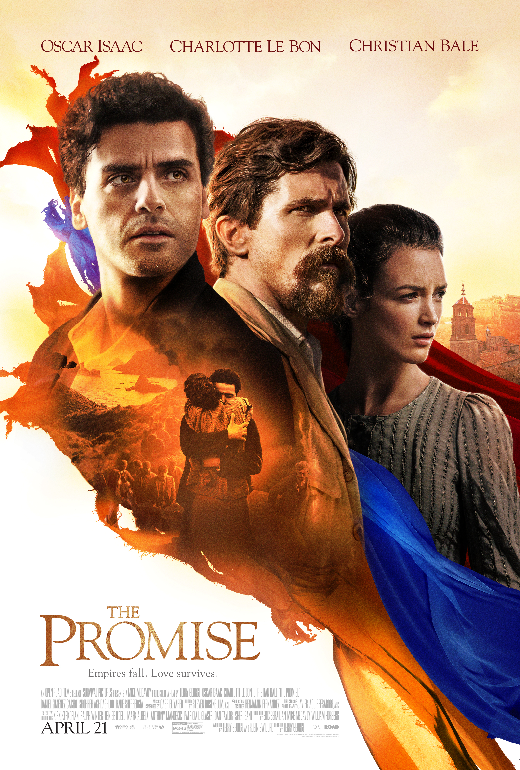 The Promise film poster